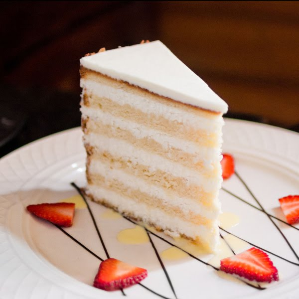 Peninsula Grill's Ultimate Coconut Cake, Charleston, South Carolina