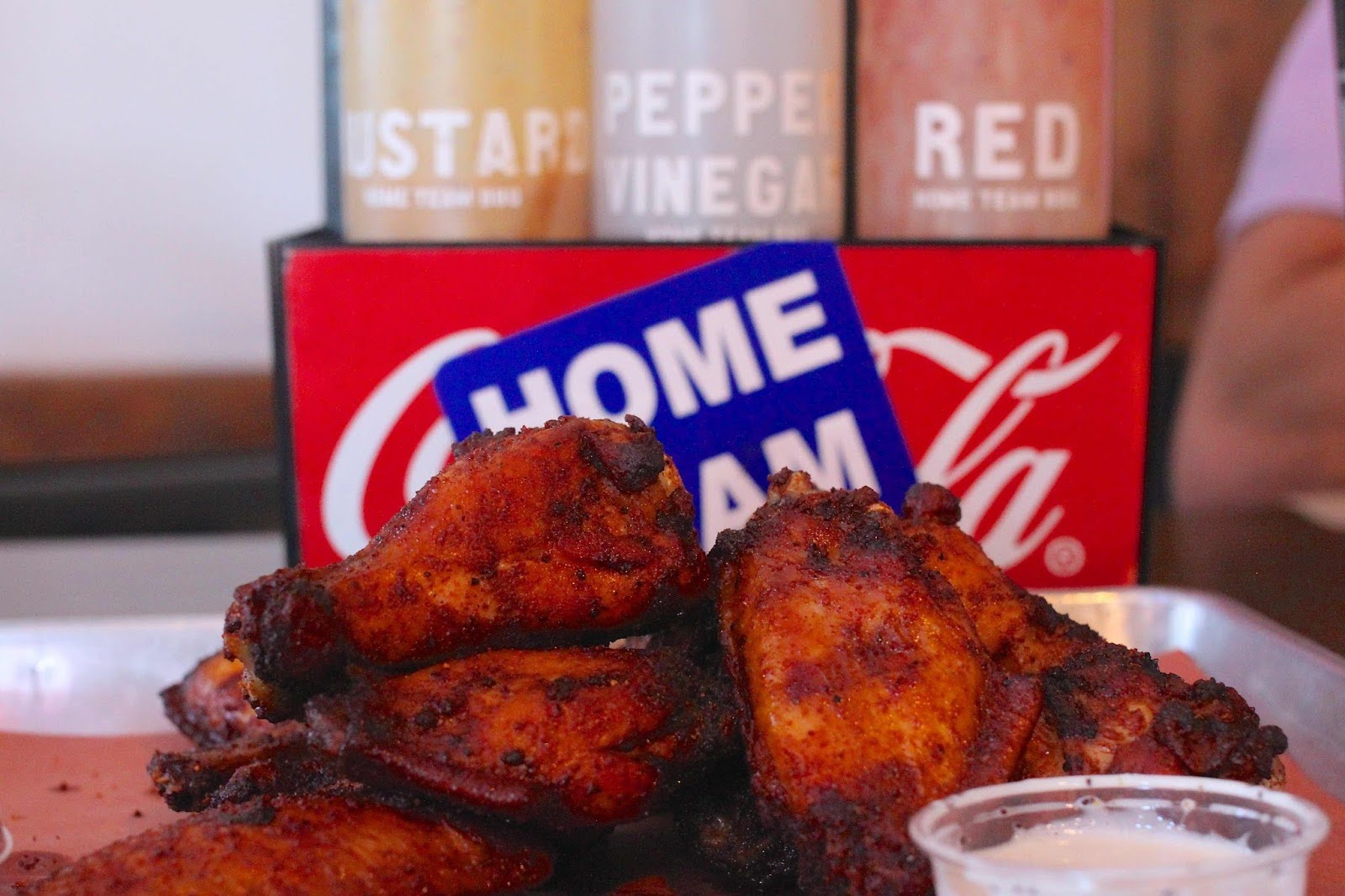 Home Team BBQ Smoked Wings