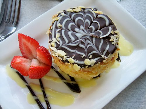 Omni Parker House Boston Cream Pie