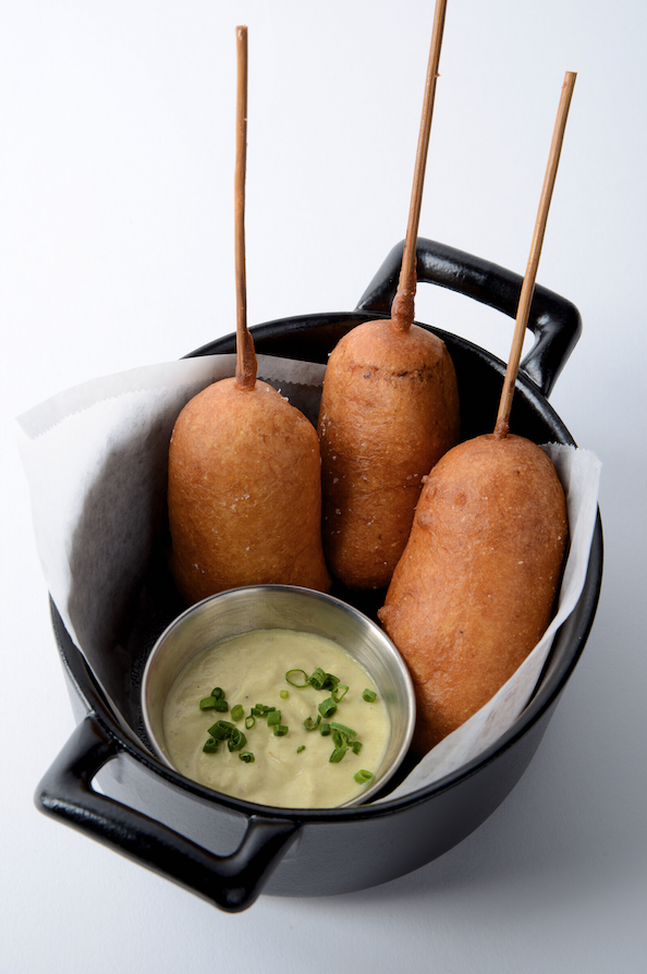 Seablue Lobster Corn Dogs